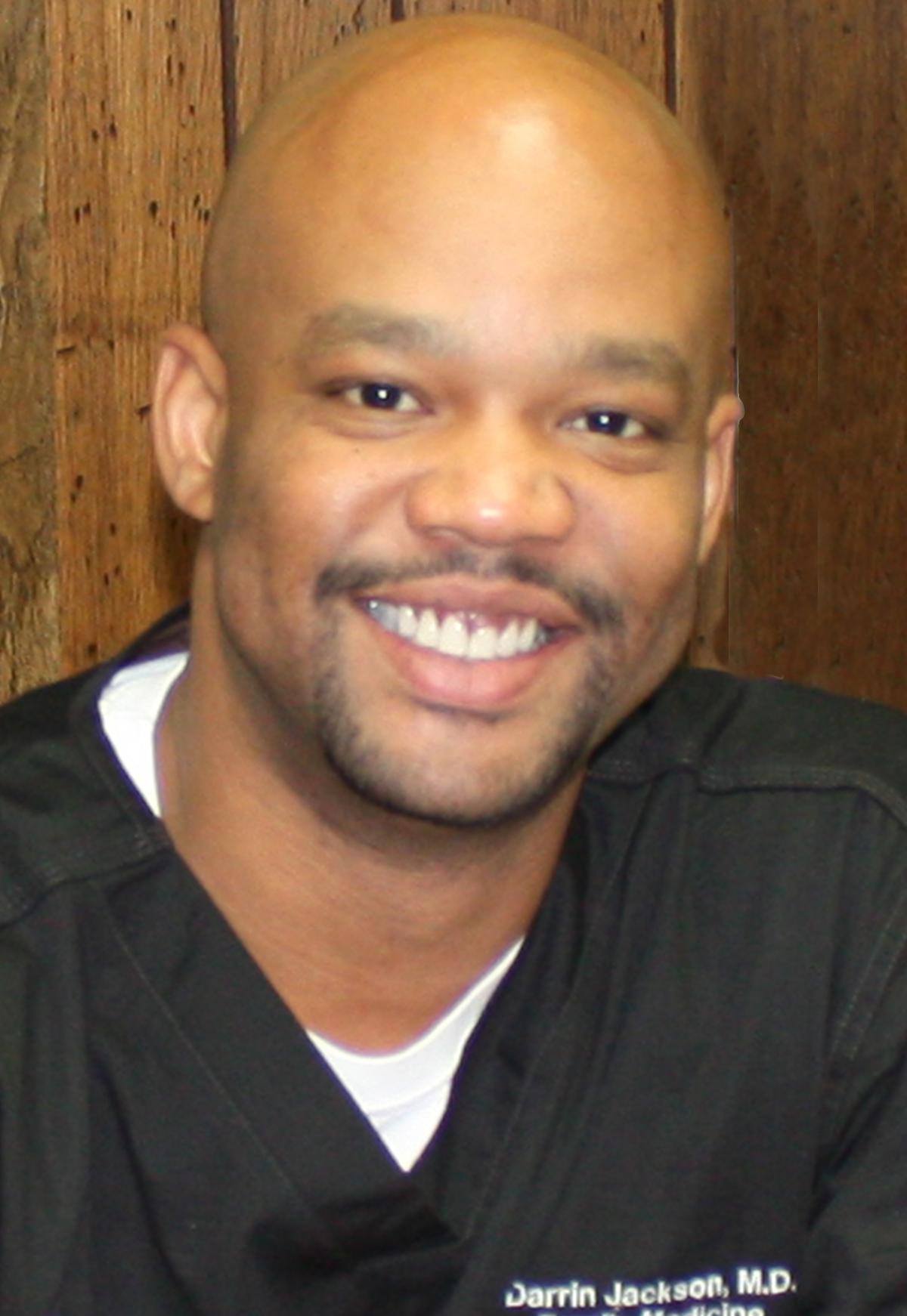 Dr Darrin Jackson - Founder GHC